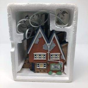Department 56 Holiday - Department 56 Yankee Jud Bell Casting